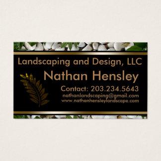Cartão De Visitas Pro design das paisagens
