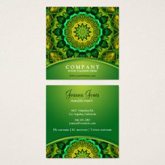 Cartão De Visitas Quadrado Os guardiães de florescência da floresta,