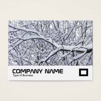 Cartão De Visitas Ramos nevado