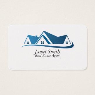 Cartão De Visitas Real State Agent business cards