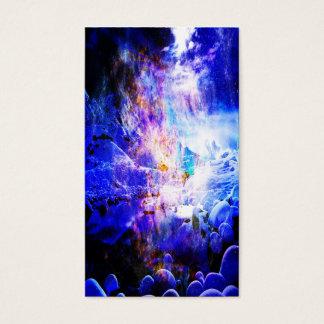 Cartão De Visitas Respire outra vez sonhos da noite de Yule