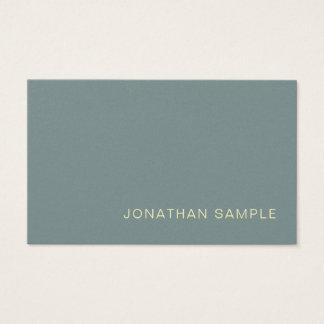Cartão De Visitas Revestimento criativo profissional moderno da