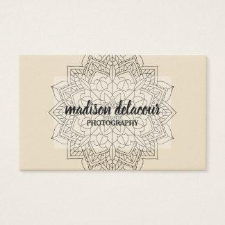 Cartão De Visitas Rústico minimalista profissional moderno