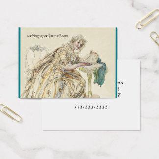 Cartão De Visitas Segredo do Natal