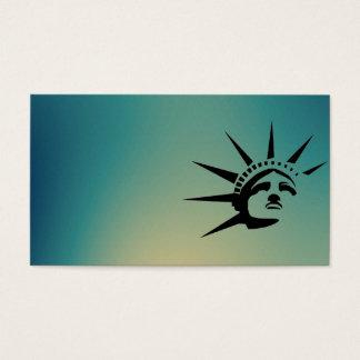 Cartão De Visitas Senhora Liberdade