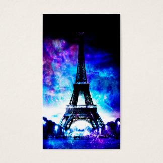 Cartão De Visitas Sonhos parisienses da criação dos amantes