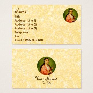Cartão De Visitas St. Apollonia (BLA 001)
