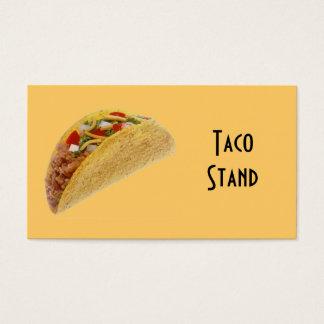 Cartão De Visitas Taco