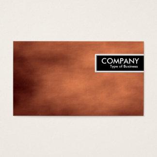 Cartão De Visitas Tag da borda - tempestade marciana da poeira
