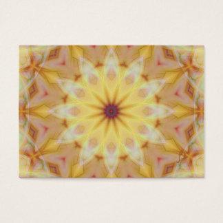 Cartão De Visitas Tag do presente do Sun do imperador
