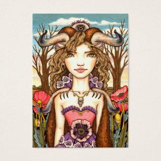 Cartão De Visitas Taurus