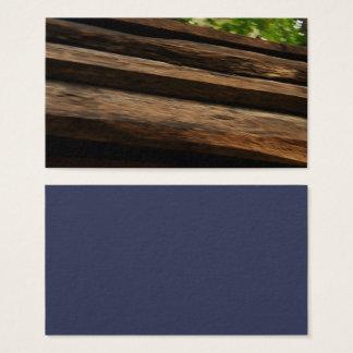 Cartão De Visitas Telhado de fluxo