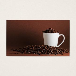 Cartão De Visitas Tempo do café