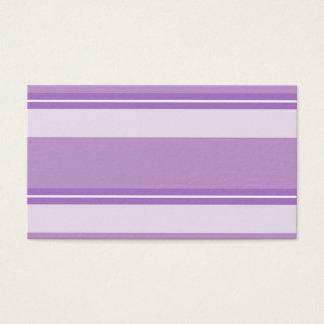 Cartão De Visitas Tiras - roxo