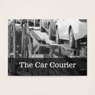 Cartão De Visitas Transporte de transporte por caminhão do portador