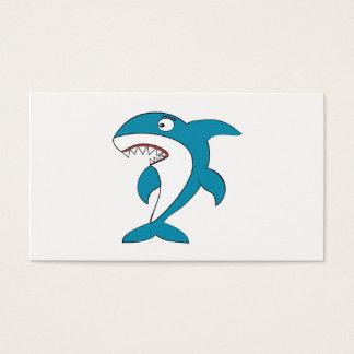 Cartão De Visitas Tubarão