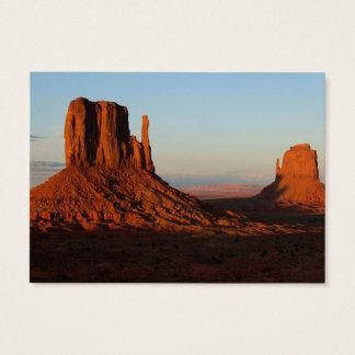 Cartão De Visitas Vale do monumento, Colorado
