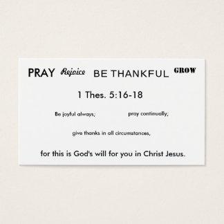 Cartão De Visitas Vida alegre