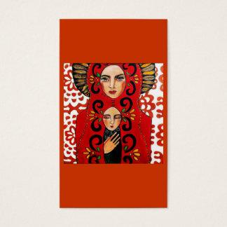 Cartão De Visitas virgem 3