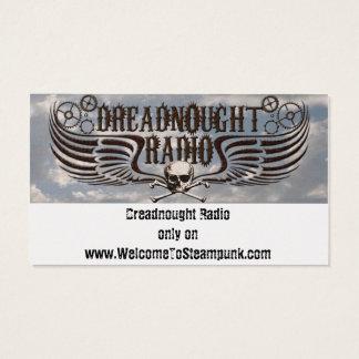 Cartão De Visitas WTS/Dreadnaught