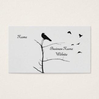 Cartão De Visitas Zen