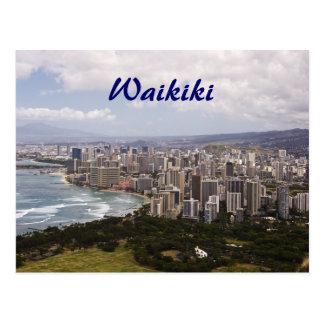 Cartão de Waikiki