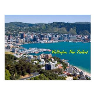 Cartão de Wellington Nova Zelândia