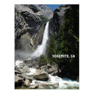 Cartão de Yosemite!