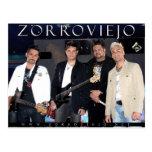 Cartão de Zorro Cartao Postal
