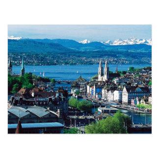 Cartão de Zürich