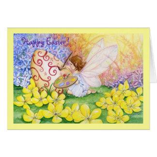 Cartão Decoração da páscoa