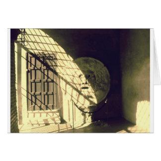 Cartão Della Verita de Bocca (a boca da verdade)