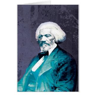 Cartão Depósito dos gráficos - retrato de Frederick