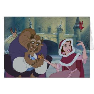 Cartão Desafio do Belle | ao sonho!