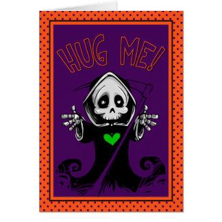 Cartão Desagradável Huggable