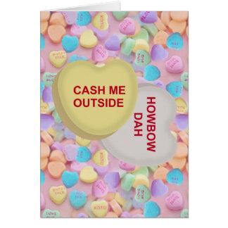 Cartão desconte-me fora
