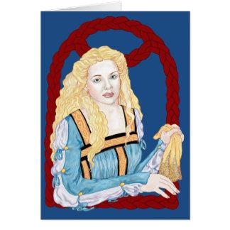 Cartão Desdemona
