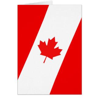 Cartão Design canadense