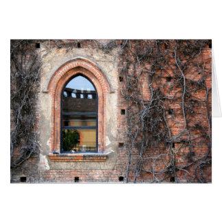 Cartão Detalhe de Castello Sforzesco