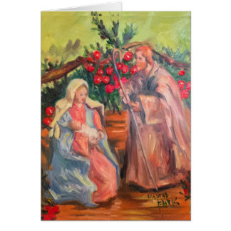 Cartão Deus connosco