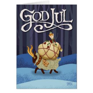 Cartão Deus o 2 de julho