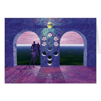 Cartão Dez dos Pentacles