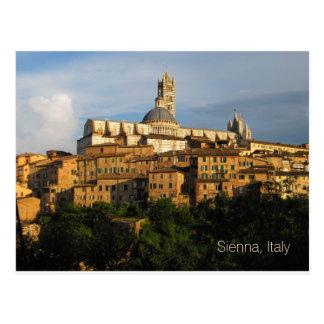 Cartão - di Siena do domo, Italia
