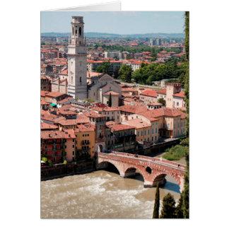 Cartão Di Verona do domo