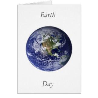 Cartão Dia da Terra