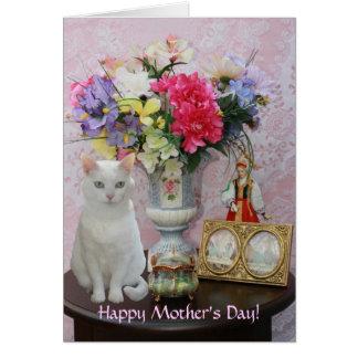Cartão Dia das mães customizável