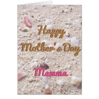 Cartão Dia das mães feliz