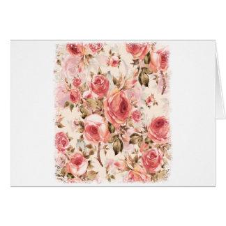 Cartão Dia do design floral - dia da apreciação