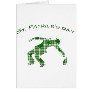 Cartão Dia do St. Patricks