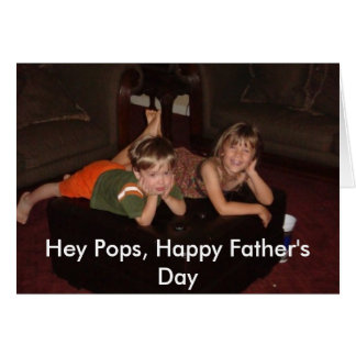 Cartão Dia dos pais